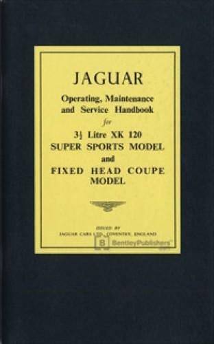 Jaguar XK 120 Driver 1949-1954