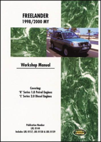 land rover lr2 repair manual