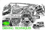 Land Rover Range Rover Driving Techniques Manual