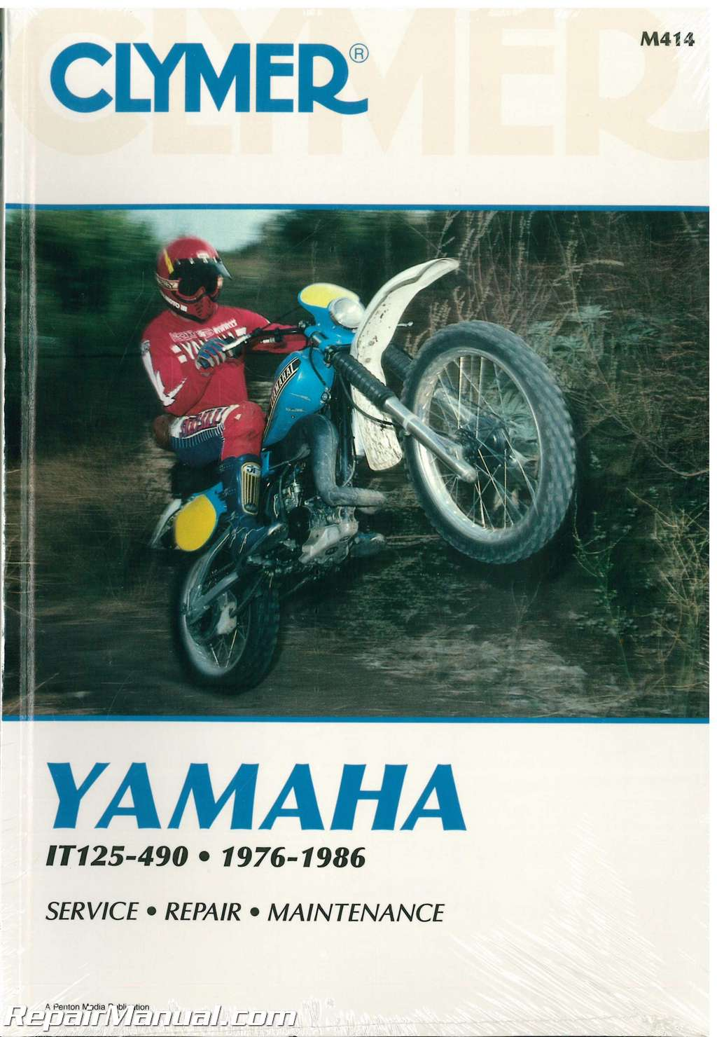 Yamaha It125 It175 It200 It400 It425 It465 It490