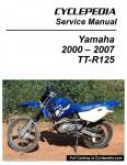 Yamaha TT-R125 Online Service Manual