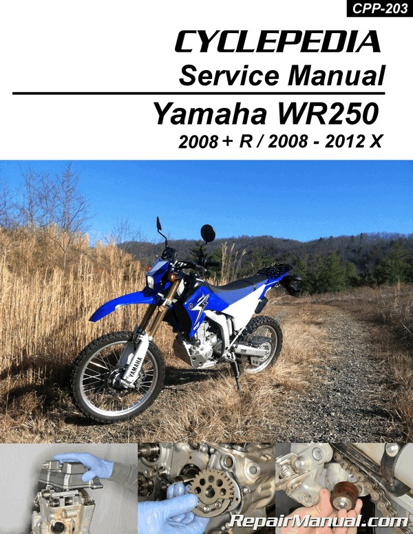 Yamaha Wr250x Wiring Diagram | Wiring Diagram on