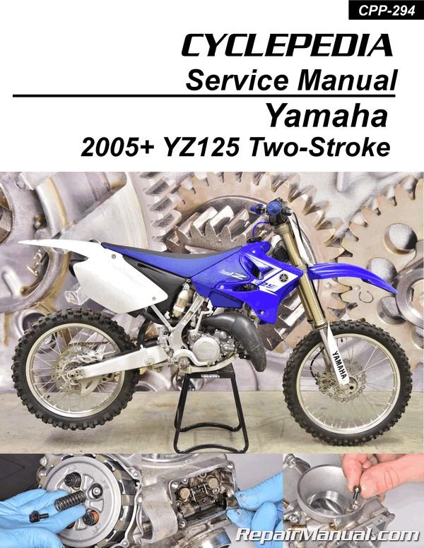Yamaha Yz125 2