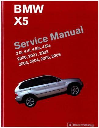BMW X5 E53 Service Manual 2000-2006