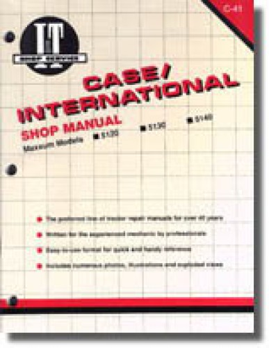 case international 5120 5130 and 5140 tractor workshop manual rh repairmanual com case 5130 service manual Case 5130 Tractor Parts