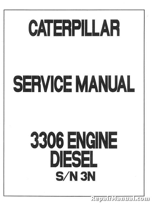 cat service manuals best user guides and manuals