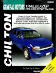 Chilton Chevrolet Trailblazer 2002-2009 Repair Manual