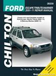 Chilton Ford Escape Mazda Tribute 2001-2011 Repair Manual