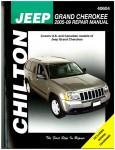 Chilton Jeep Grand Cherokee 2005-2009 Repair Manual