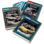 Used Chilton Mitsubishi Cars and Trucks 1983-1989 Repair Manual