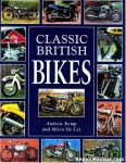 Classic British Bikes by Andrew Kemp And Mirco De Cet