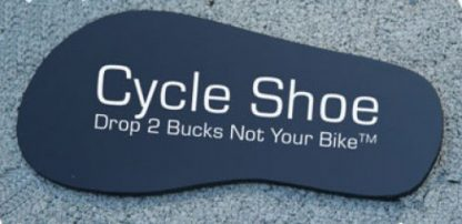 Cycle Kickstand Shoe aka The Motorcycle Cycle Foot