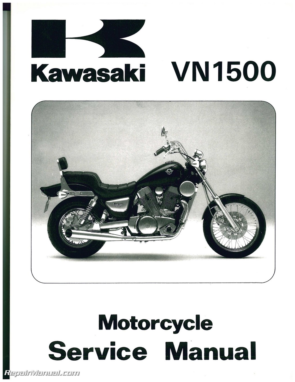 1987 1999 Kawasaki Vulcan Classic