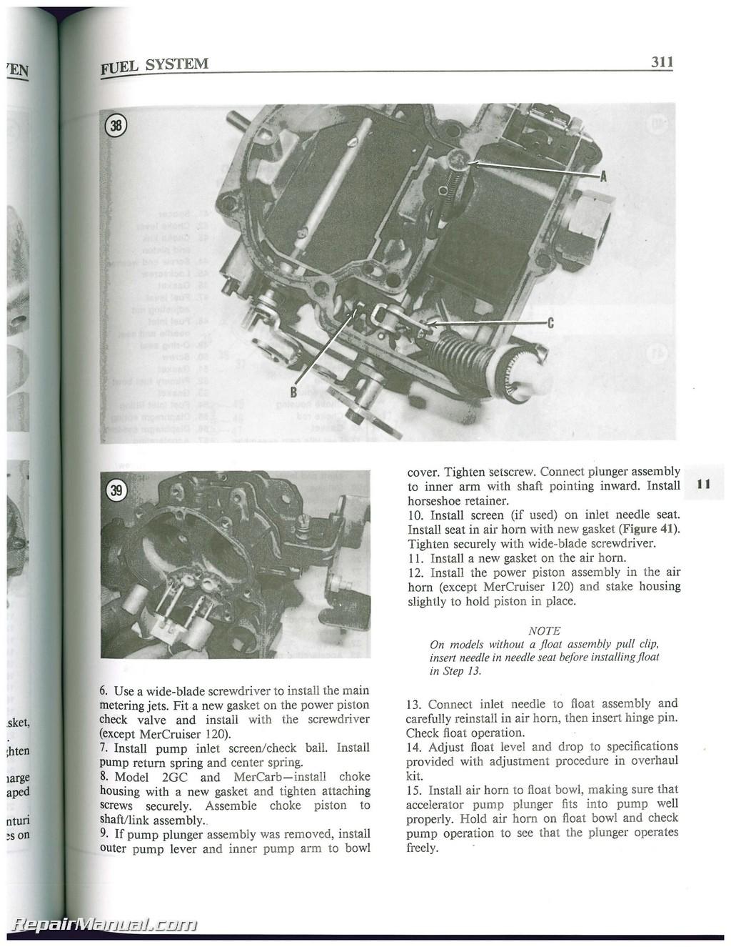 120 Hp Mercruiser Alternator Wiring Diagram Mercruiser 3 0 Marine