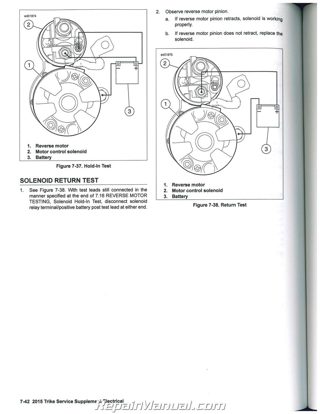 2015 Harley Davidson Trike Service Manual Supplement Wiring Diagram For