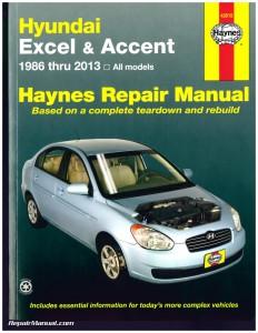 Doc X on 1997 Hyundai Accent Parts