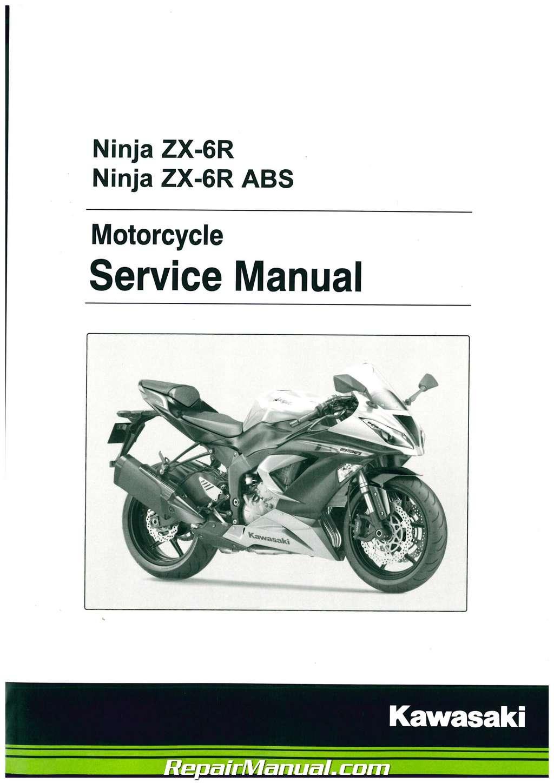 How To Check Transmission Oil >> 2013 - 2015 Kawasaki ZX636E/F Ninja 600 ZX-6R / ABS ...