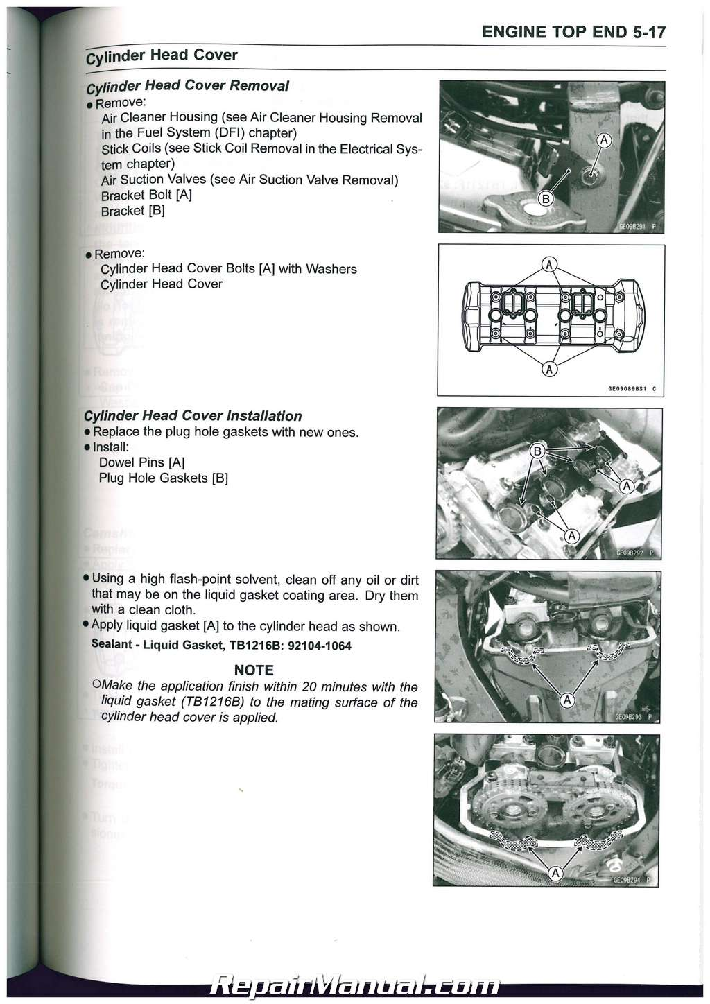 Used 2014 2016 Kawasaki Z1000 Zr1000 Abs Motorcycle Service Manual 2006 Parts Diagram Wiring Schematic