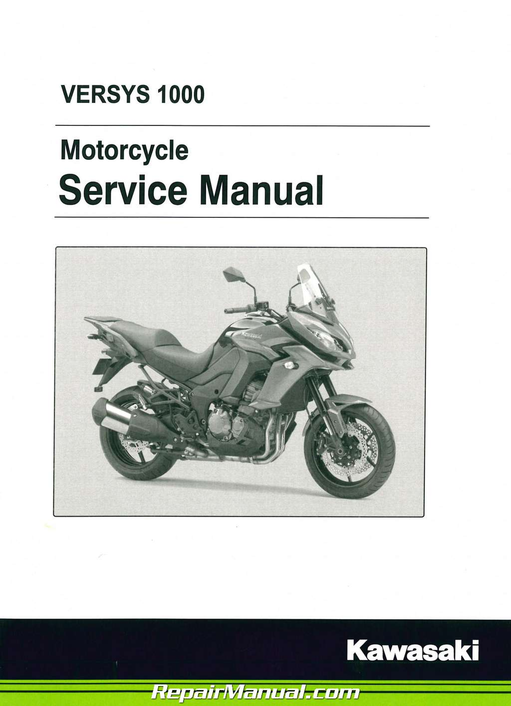 2015 kawasaki versys 1000 klz1000 motorcycle service manual rh repairmanual com 2008 kawasaki versys owners manual pdf 2008 Kawasaki Versys with Givi Windscreen