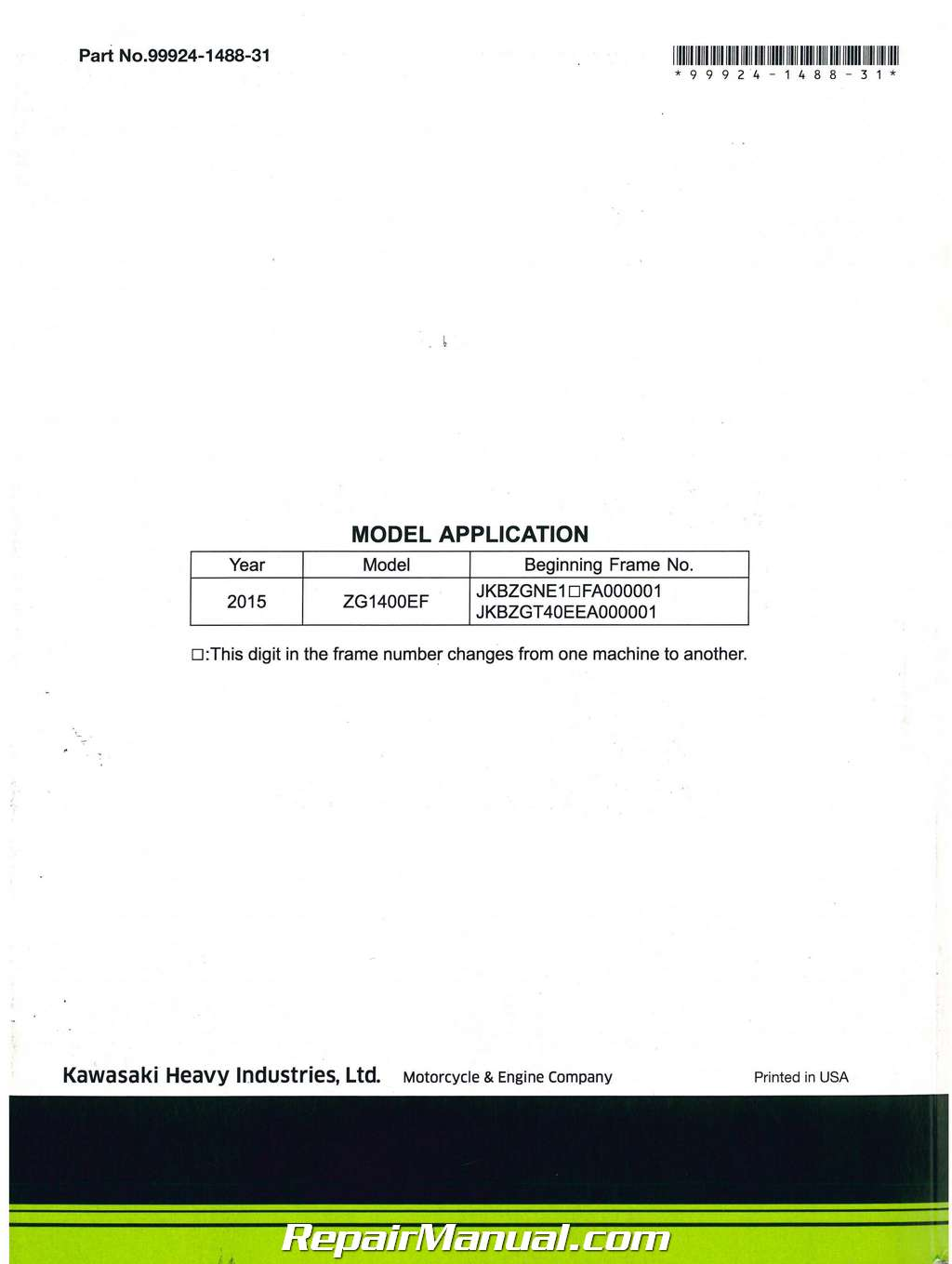 Kawasaki Concours Zg1000 Service Manual Wiring Diagram New Used Motorcycles For Sale In Kijiji