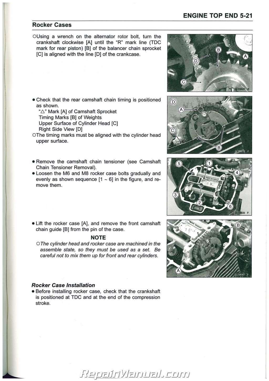 Kawasaki Voyager  Service Manual