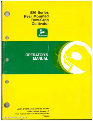 john deere 4450 service manual