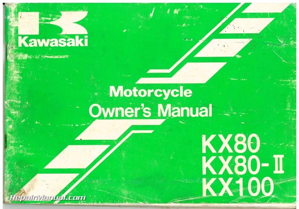 Kawasaki Kx80 Wiring Diagram | Wiring Diagram on