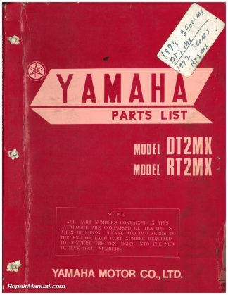 USED 1984-1993 Yamaha FJ1100 FJ1200 FJ1200A Motorcycle Repair Manual