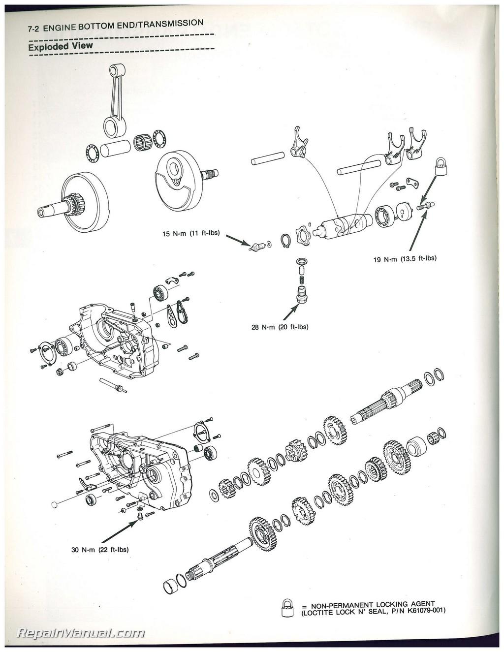 Doc on 800 Kawasaki Motorcycle Wiring Diagrams