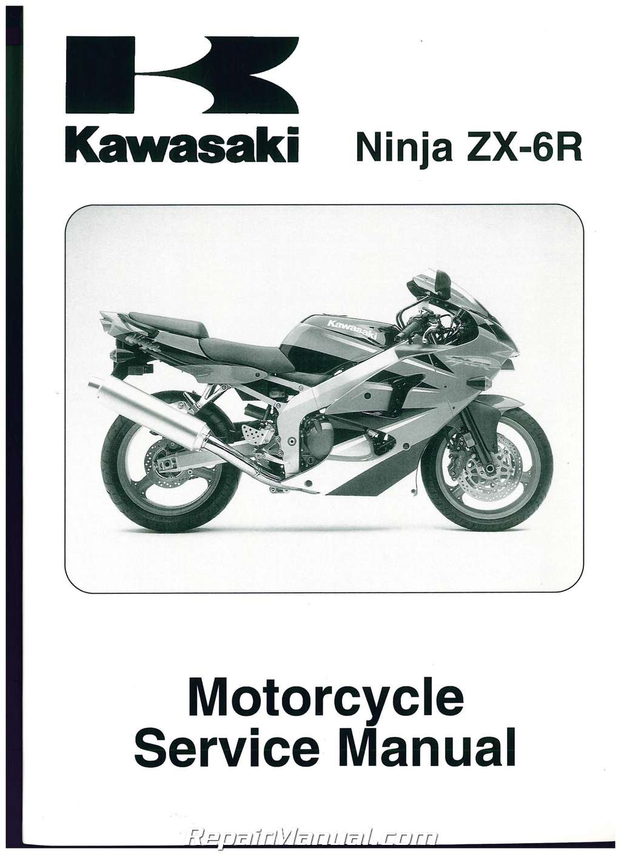 kawasaki 2000 2002 zx600j 2005 2008 zzr600 motorcycle service manual rh repairmanual com 2003 ZZR 600 03 ZZR 600