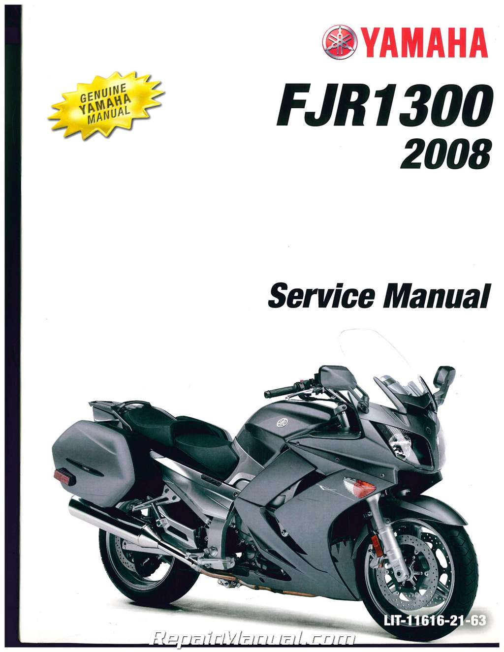 Yamaha Motorcycle Manuals Page 11 Of 118 Repair Online Honda Service Manualsonline