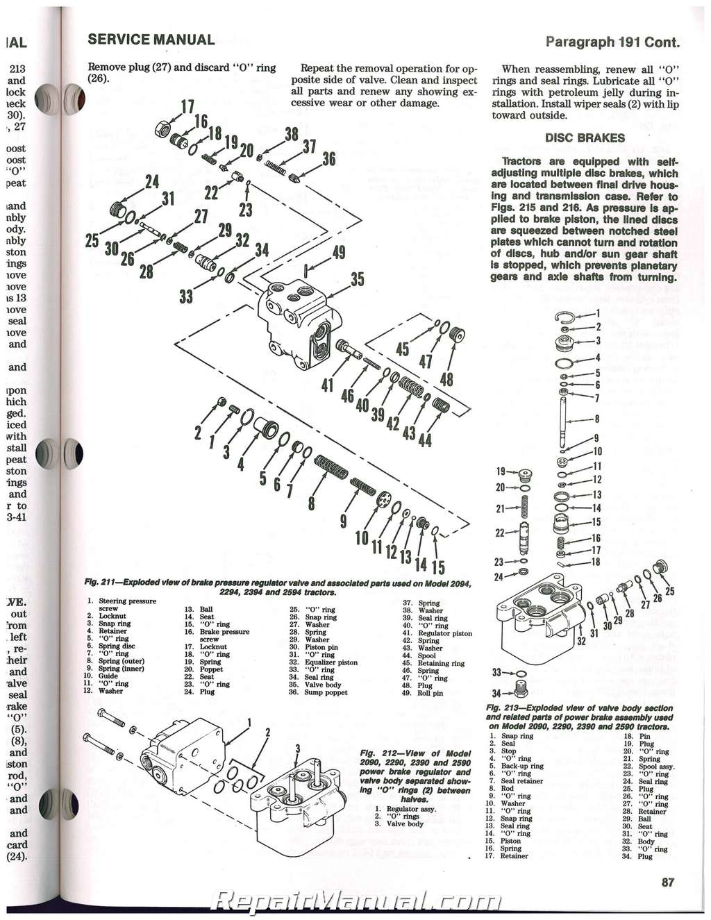 Free Tractor Wiring Diagrams Case 2090 Online Manuual Of Diagram Also Third Level Rh 1 11 13 Jacobwinterstein Com 444 Garden International