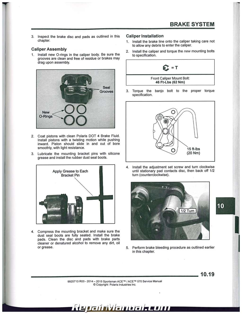 ace wiring diagram polaris sportsman 2014-2015 polaris sportsman ace 570 atv service manual ace wiring diagram