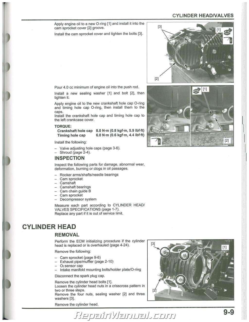 2014 Honda Grom Service Manual