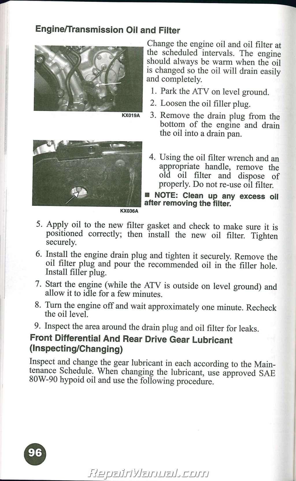 2004 arctic cat 650 twin atv owners manual rh repairmanual com Arctic Start Remote Starter Compustar Auto Security