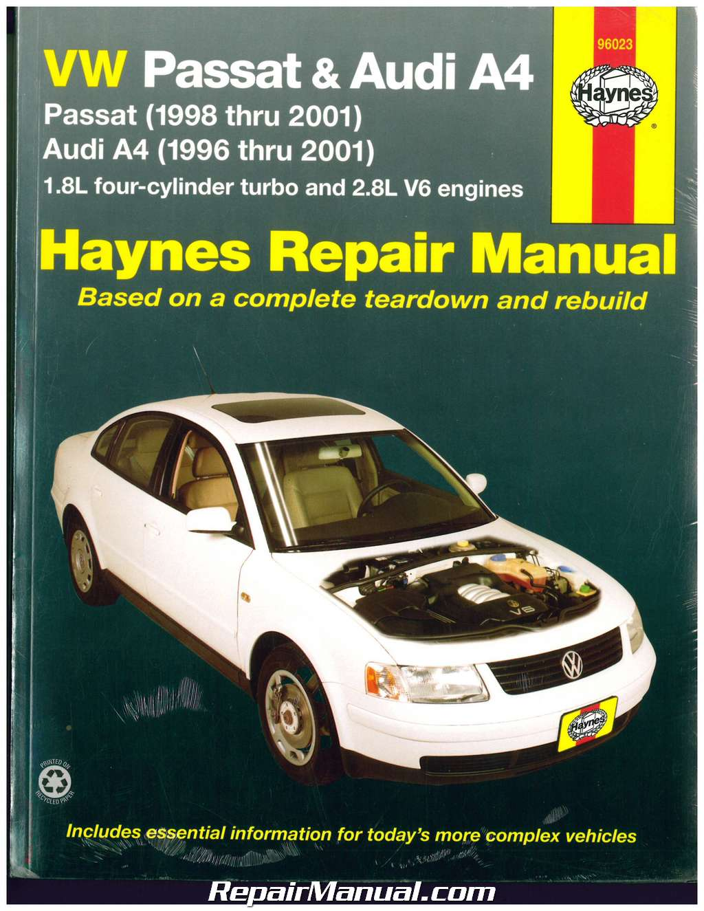 100+ [ 2002 Audi A3 Quattro Owners Manual ] | New Factory .