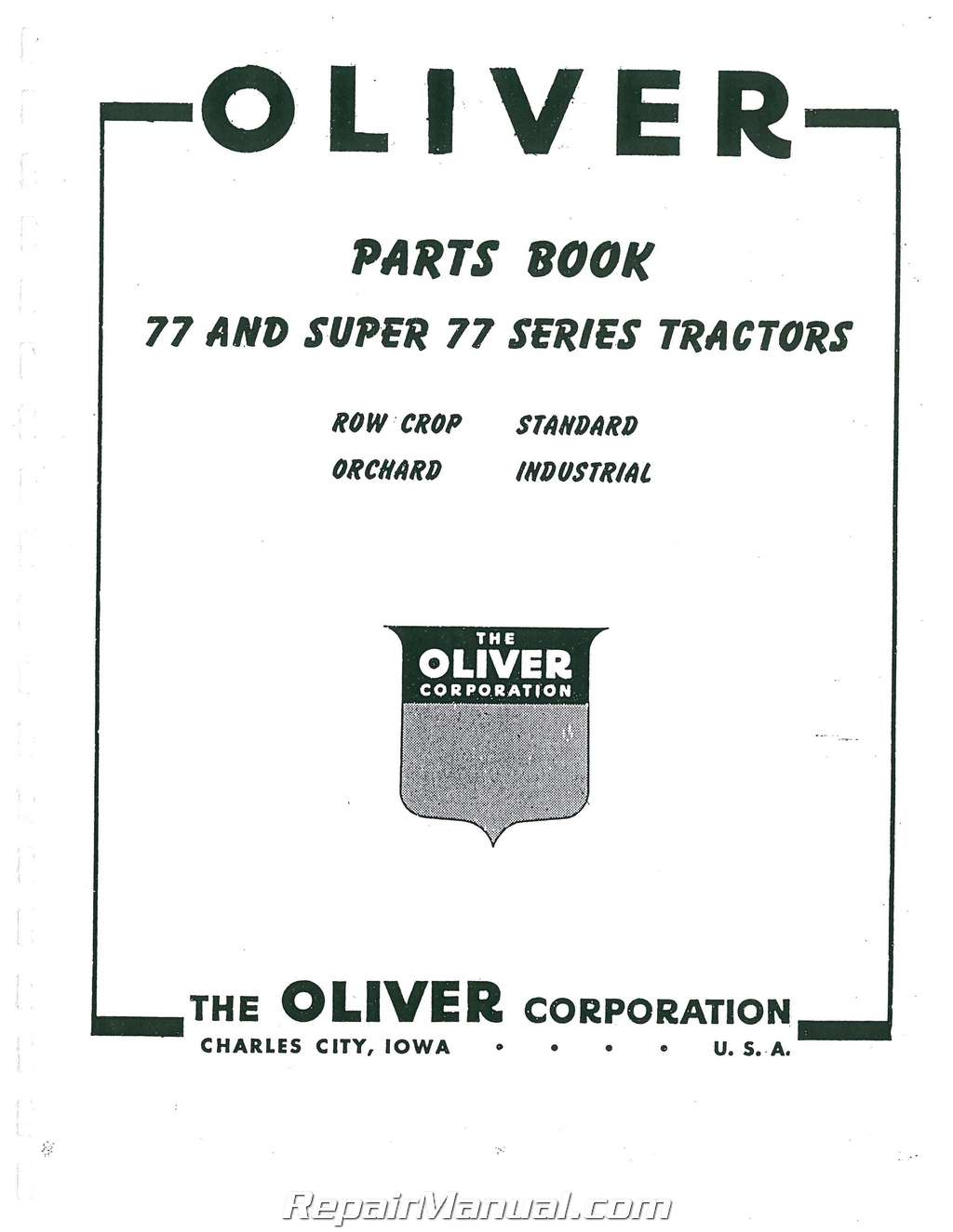 Oliver 77 Tractor Wiring Diagram 1650 Diagrams Ignition Fuel Gauge Oil Filter Awesome