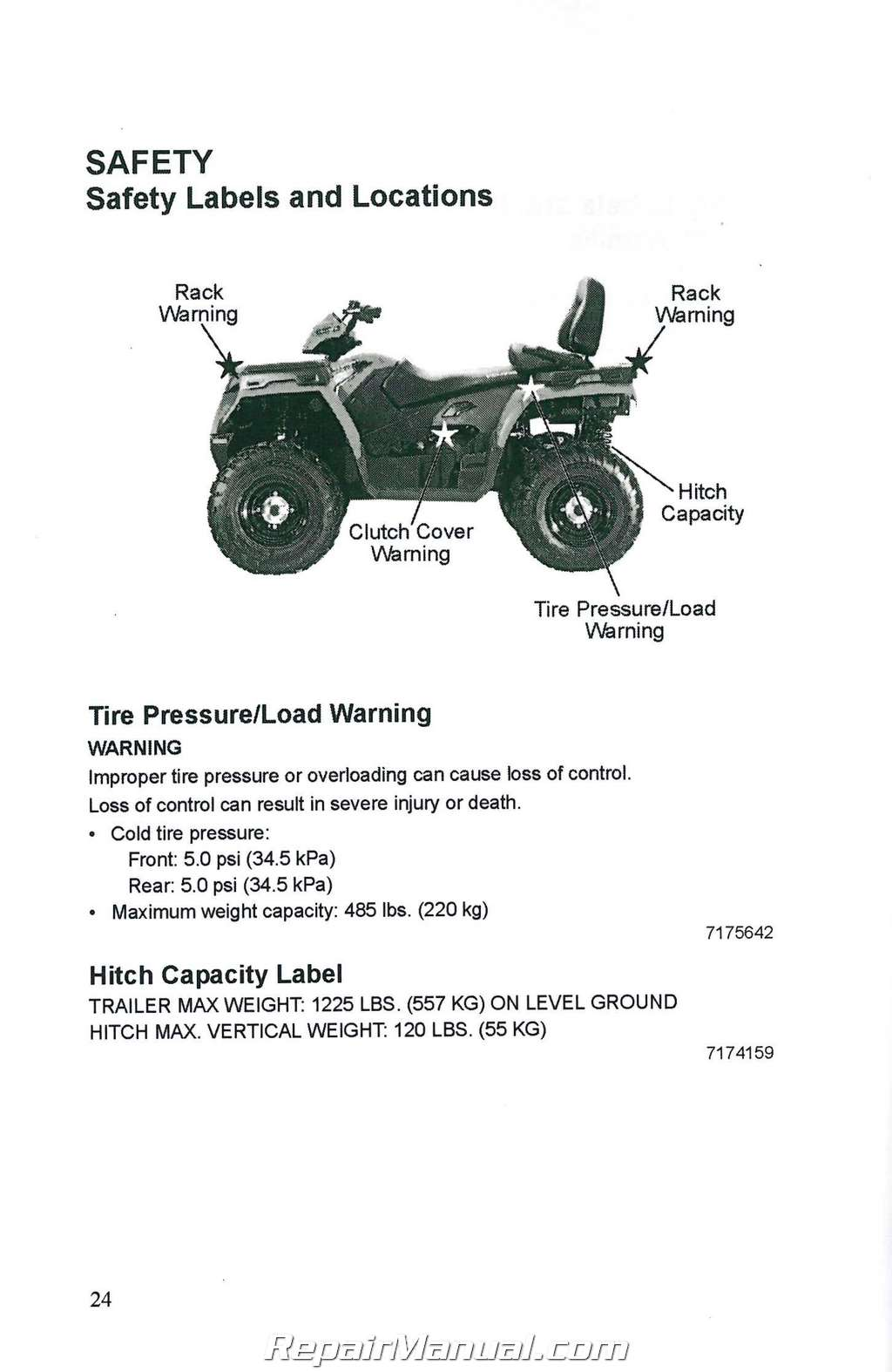 2012 polaris sportsman touring 500 ho atv owners manual. Black Bedroom Furniture Sets. Home Design Ideas