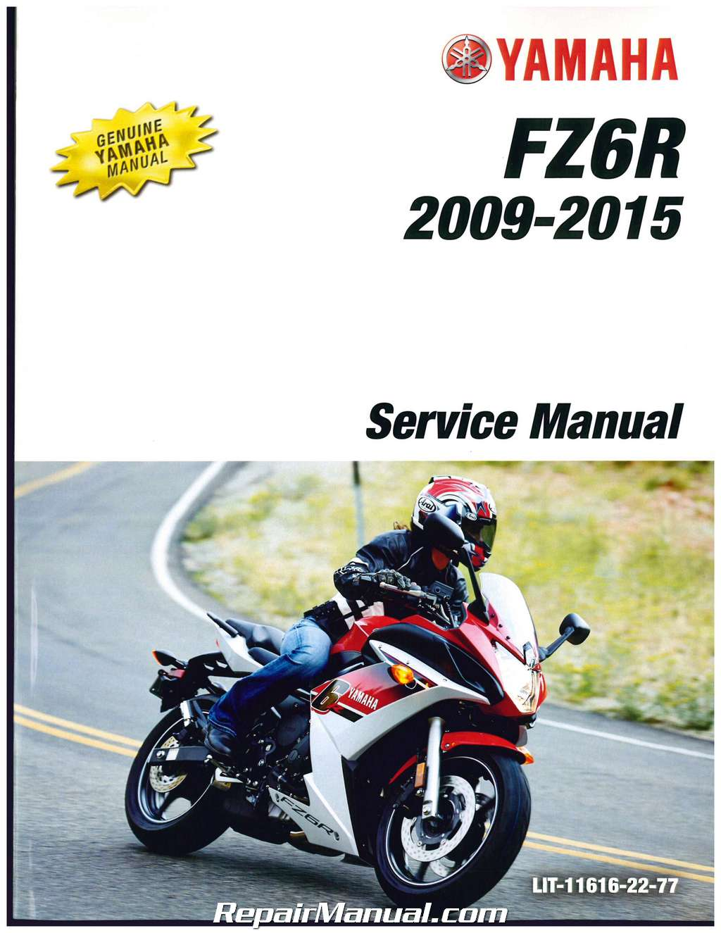 2015 Yamaha Fx140 Service Manual