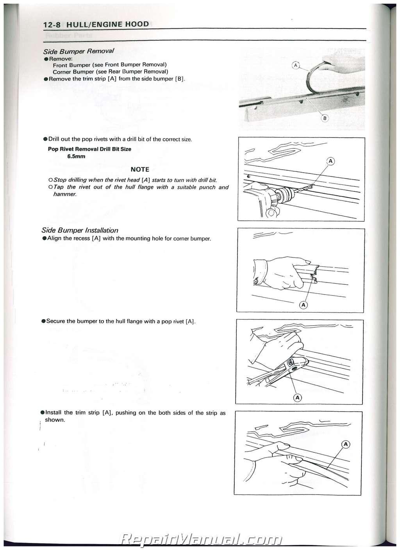Kawasaki 1100 Stx Wiring Diagram Library 2000 Engine 1996 2002 Zxi 1999 Jet Ski Factory Service Manual