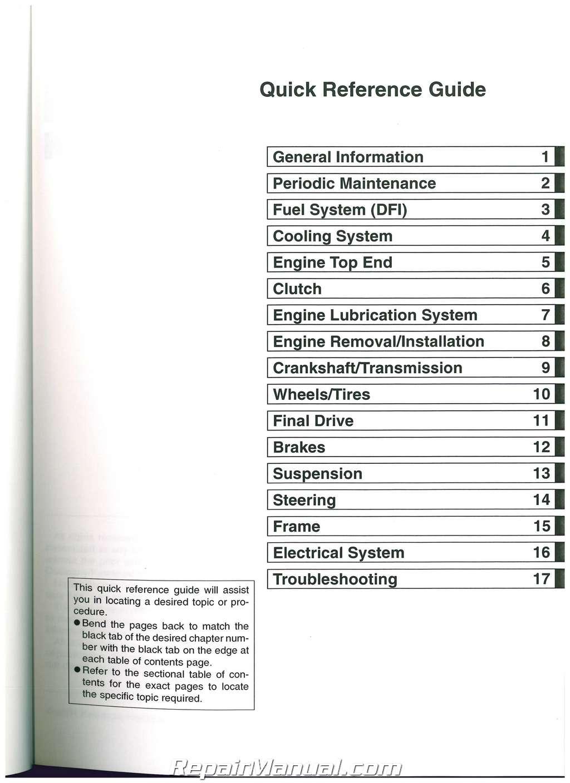 kawasaki vulcan 1500 vn1500 mean streak full service repair manual 2002 2003