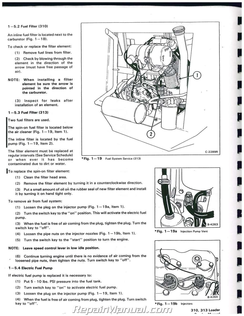 643 bobcat wiring diagram schematic
