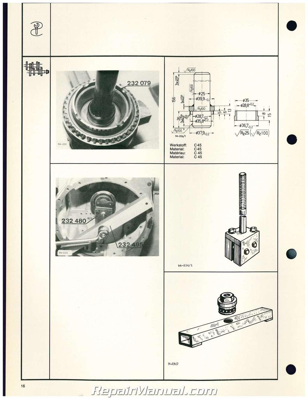 deutz allis model dx120 transmission service manual rh repairmanual com Deutz Diesel Parts List Deutz Diesel Engine Service Manuals