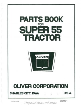 Oliver Tractor Manuals - Repair Manuals Online on oliver tractor, oliver ignition diagram, oliver parts diagram,