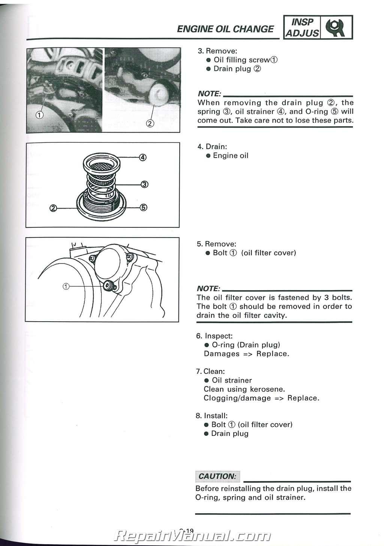 yamaha ttr230 motorcycle service manual 2005 2009 2011 2018 rh repairmanual com Yamaha TTR 250 Yamaha TTR 230 2016