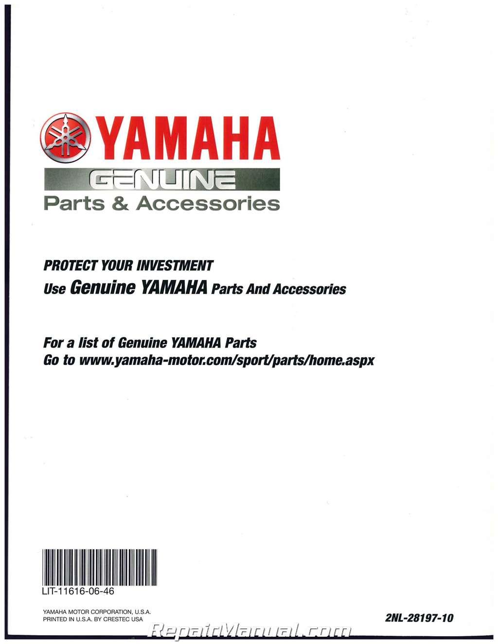 1988 yamaha yfp350 terra pro atv service manual rh repairmanual com Yamaha Terrapro Attachments 1988 yamaha terrapro repair manual