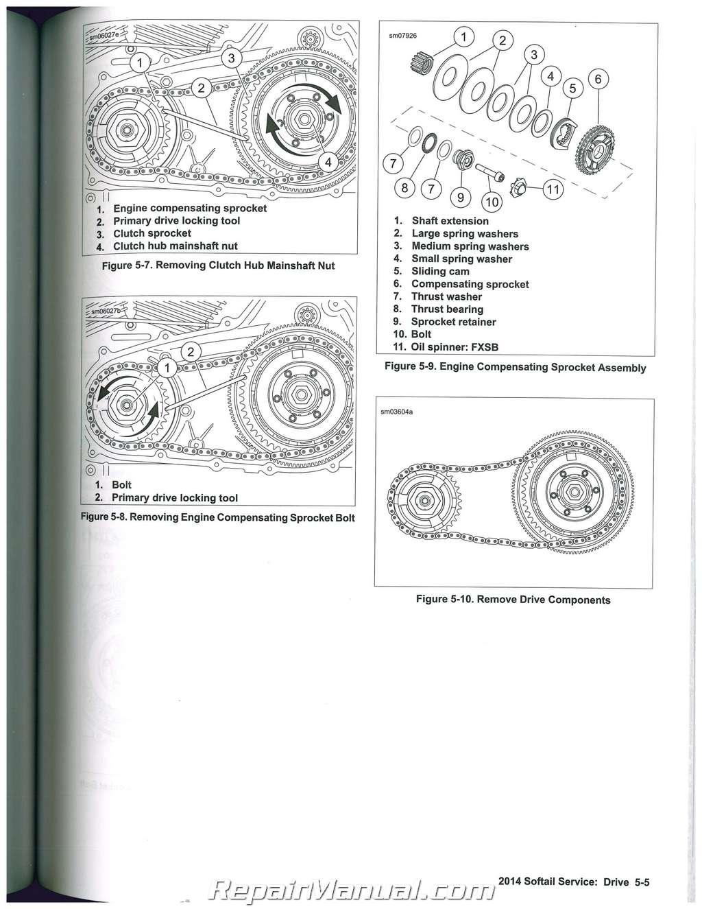 2014 Harley Davidson Softail Motorcycle Service Manual Twin Cam Engine Diagram Oil Line Routing