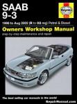 Haynes 1998-2002 Saab 9-3 Gas And Diesel Auto Repair Manual