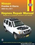 Haynes Nissan Frontier Xterra 2005-2011 Auto Repair Manual