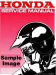 Used Official 1983-1985 Honda VF700 VF750 Factory Service Manual